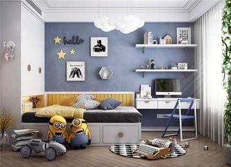 100平米三室两厅中式风格儿童房图片大全