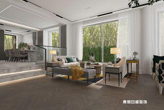 140平米四室两厅现代简约风格阳光房图