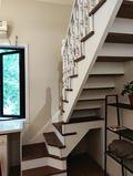 10-15万30平米以下超小户型美式风格楼梯间图片