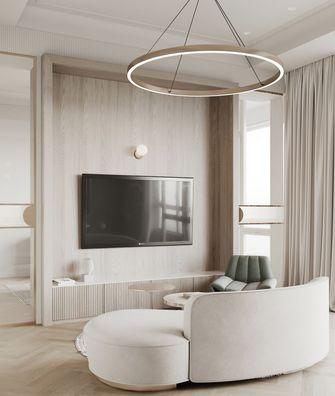 50平米一室一厅日式风格客厅图片
