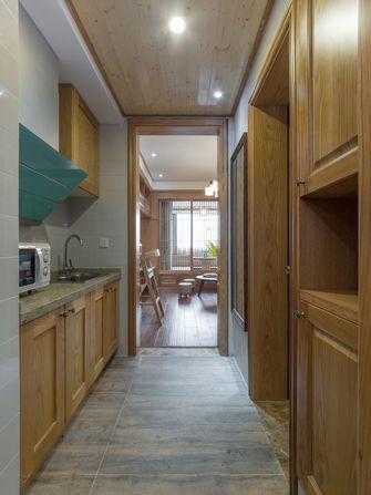 40平米小户型中式风格厨房图