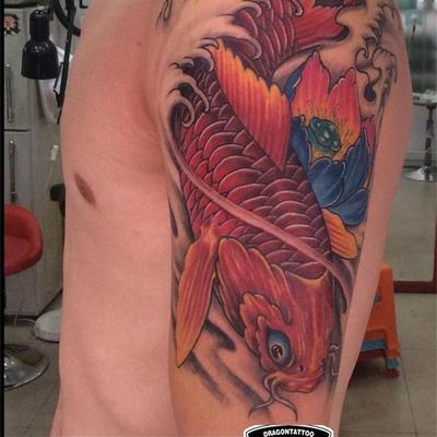 龙吟堂纹身款式图