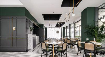 140平米英伦风格厨房装修案例