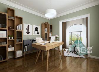140平米别墅北欧风格书房图片大全