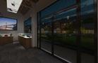 140平米中式风格阳光房设计图
