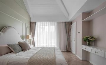 70平米三室两厅宜家风格卧室设计图