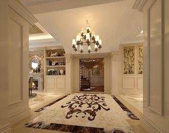 140平米三室一厅美式风格玄关效果图