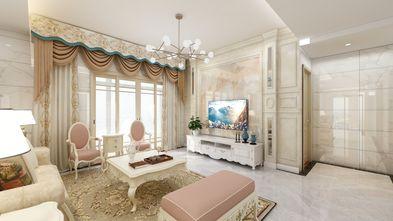 富裕型80平米三欧式风格客厅图片