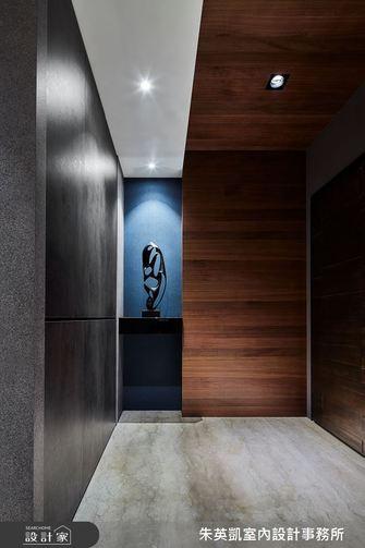 100平米三现代简约风格玄关装修案例