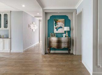 100平米三室两厅美式风格玄关图片
