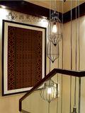 120平米三东南亚风格走廊图片大全