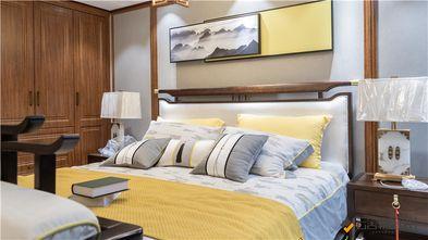 100平米一室一厅中式风格卧室装修图片大全
