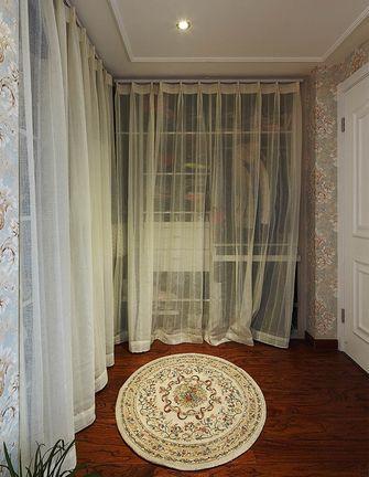 140平米三室两厅美式风格储藏室欣赏图