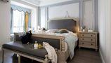 130平米四美式风格卧室装修效果图