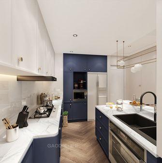 100平米公寓法式风格厨房装修图片大全