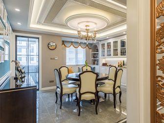 5-10万140平米三室两厅法式风格餐厅图片大全