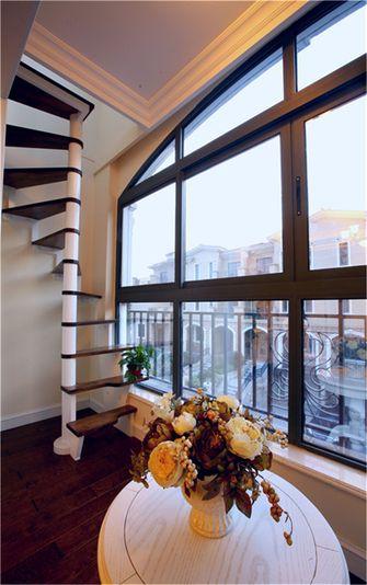 豪华型140平米别墅田园风格楼梯欣赏图