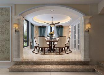 20万以上140平米复式中式风格客厅欣赏图
