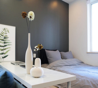 50平米小户型欧式风格卧室装修案例