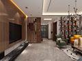 140平米四室两厅现代简约风格走廊图片大全