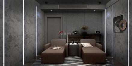 140平米四混搭风格影音室效果图