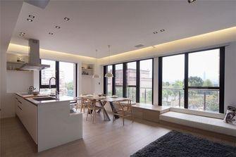 140平米四日式风格走廊设计图