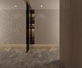 140平米四室两厅英伦风格玄关装修效果图