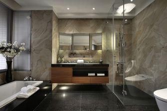 80平米一居室美式风格卫生间装修图片大全