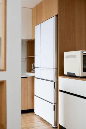 80平米日式风格厨房效果图