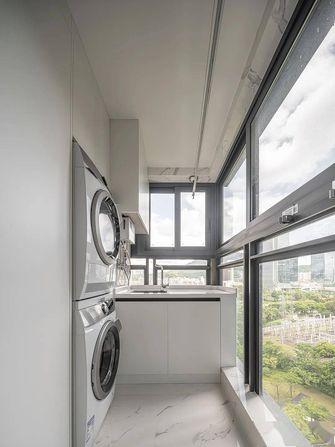 130平米四室两厅日式风格阳台图片