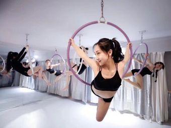 叶梓国际空舞钢管舞