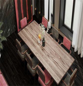 140平米三混搭风格餐厅欣赏图