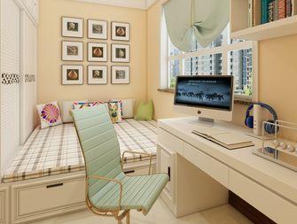 130平米三室三厅中式风格儿童房设计图