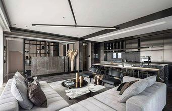 130平米三英伦风格客厅装修案例