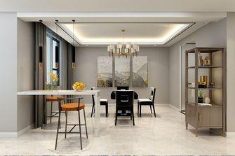 90平米一居室中式风格餐厅图片大全