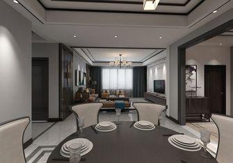 140平米四室两厅中式风格餐厅欣赏图