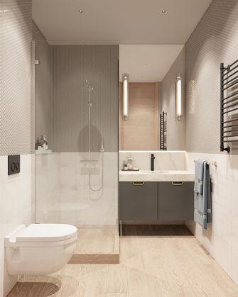 120平米四室两厅美式风格卫生间图片大全