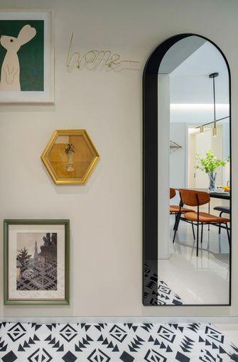 100平米三室两厅北欧风格玄关装修效果图