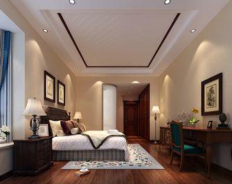 140平米一室两厅美式风格卧室效果图