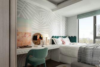 90平米三现代简约风格儿童房设计图