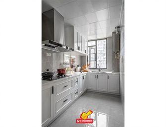 15-20万130平米四室两厅北欧风格厨房图片大全
