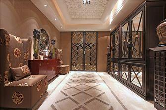 90平米三室一厅东南亚风格玄关设计图