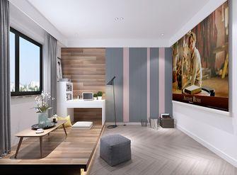 130平米三室两厅北欧风格影音室装修案例