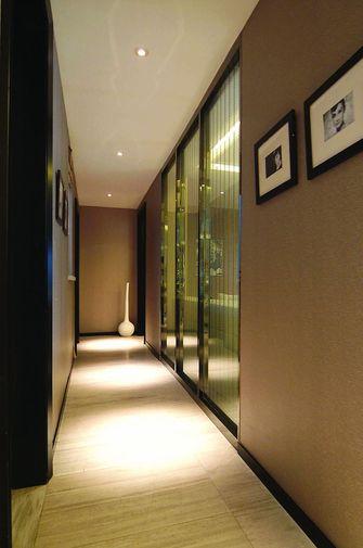 110平米三室两厅东南亚风格走廊效果图