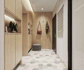70平米公寓中式风格玄关图片大全