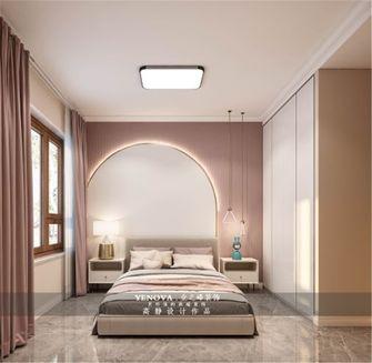 140平米三室一厅欧式风格儿童房效果图