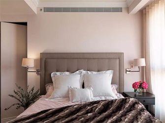 130平米四室两厅美式风格卧室图