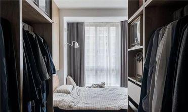 60平米一室一厅日式风格卧室装修图片大全
