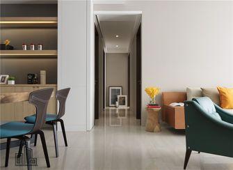 富裕型70平米现代简约风格走廊设计图