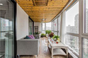 140平米四室两厅法式风格阳台图片
